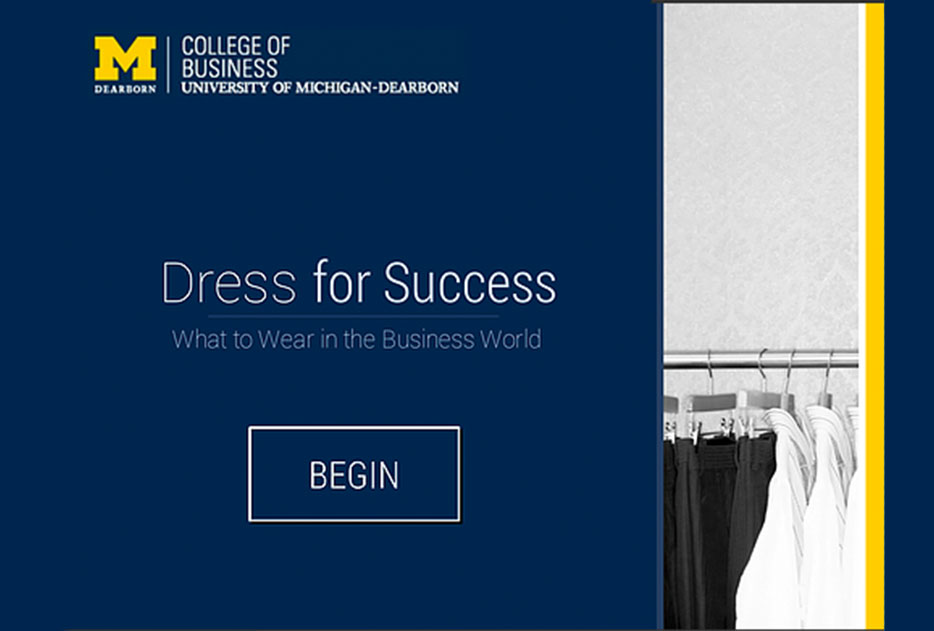 Dress for success thumbnail